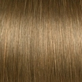 Human Hair extensions wavy 50 cm, 0,8 gram, Color: 10