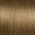 Human Hair extensions wavy 50 cm, 0,8 gram, Color: 10
