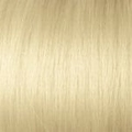 Human Hair extensions wavy 50 cm, 0,8 gram, Color: 1001