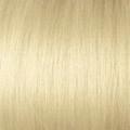 Human Hair extensions wavy 50 cm, 0,8 gram, Color: 1001