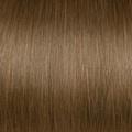 Human Hair extensions wavy 50 cm, 0,8 gram, Color: 12