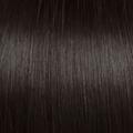 Human Hair extensions wavy 50 cm, 0,8 gram, Color: 2