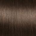 Human Hair extensions wavy 50 cm, 0,8 gram, Color: 4
