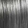 Cheap I-Tip extensions natural straight 50 cm, Color SILVER