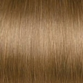 Human Hair extensions wavy 50 cm, 0,8 gram, Color: 14