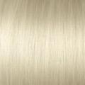 Human Hair extensions wavy 50 cm, 0,8 gram, Color: 1001ASH
