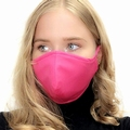 Mouth mask PINK - reusable