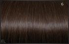 Eurosocap extensions, Kleur 6 (Chocoladebruin) 50 cm