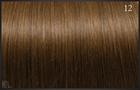 Eurosocap extensions, Kleur 12 (Donker Goudblond) 60 cm.