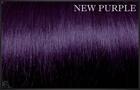 EuroSo.Cap Crazy color extensions, 50-55 cm-(New Purple)