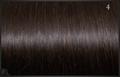 Classic Weft 50/55 cm, kleur 4 (donker kastanjebruin)