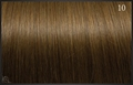 Classic Weft 50/55 cm, kleur 10 (Donkerblond)