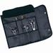 scissor case with 10 pockets