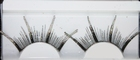 Party Feather Eyelash set, number: 129