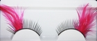 Party Feather Eyelash set, number: 150