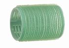 Velcro curlers  Green Ø48 mm.