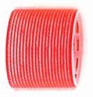 Zelfklevende Rollers (rood) Ø70 mm.