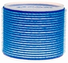 Velcro curlers  Blue Ø75 mm.
