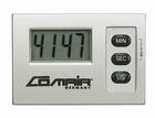 Digital clock with battery 0-59 min