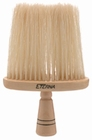 Wooden neck brush