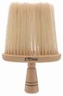 Wooden neck brush