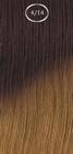 Shatush Extensions, Lang:50 cm., Farbe 4/14