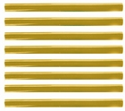 Keratine Stick 10 cm. long,  Ø 0,75 cm, Color: Blond
