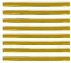 Keratine Stick 10 cm. lang Ø 0,75 cm, kleur: Blond