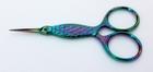 Klein schaartje-Multicolor Vis-design