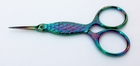 Small scissors - Multicolor Fish-design