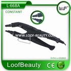 LOOF Hairextensions tang constante temperatuur, kleur: Zwart