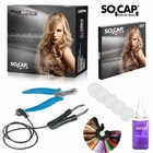 So.Cap Original Extensions Iron Basic Kit