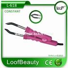 LOOF Hairextensions tang Constante temperatuur, kleur: Rose