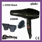 Professional Hair Dryer, 2300 W, color black