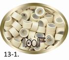 Micro Ring aluminium siliconen type, *13-1 Platinum Blond