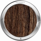 Hanna's Hair Wear weft straight 55/60 cm lang, kleur 6