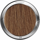 Hanna's Hair Wear weft, straight 55/60 cm lang, kleur 14
