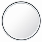 Magic salon Mirror  Ø 22 cm., color: White
