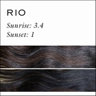 Hair Dress Memory®Hair 45 cm. Rio 1/3.4