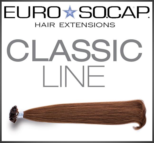 40 cm. Classic extensions