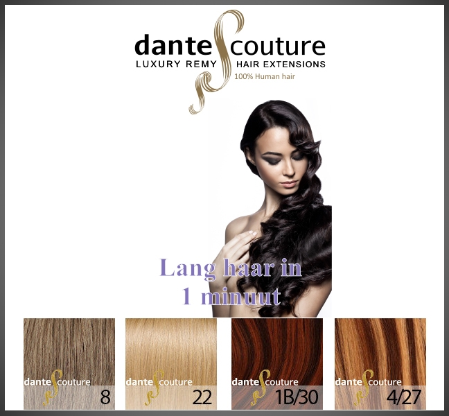 Dante Couture Extensions in 1 Minut