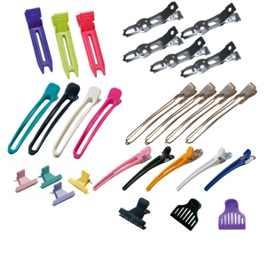 hair clips clamps and barrettes