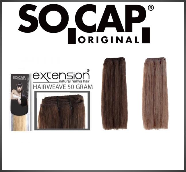 Hairweave 30 cm straight - 50 gram