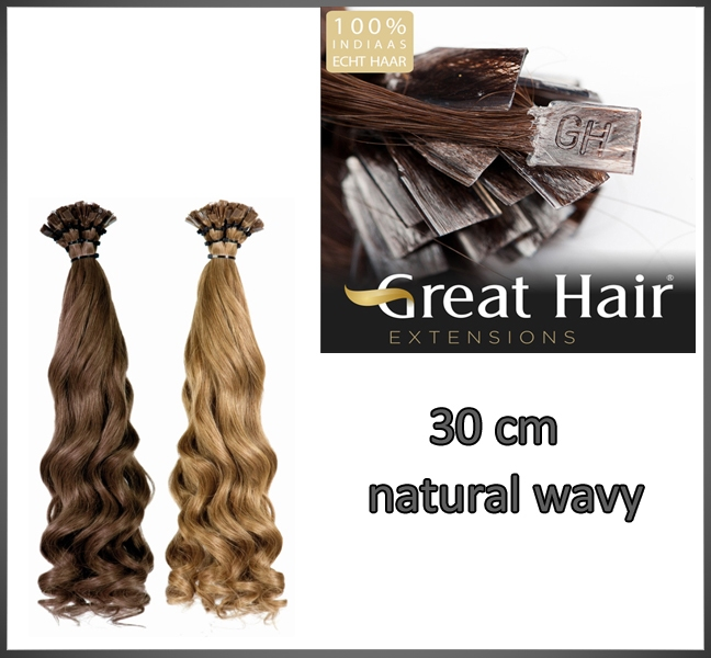 Clip in extensions 30 cm