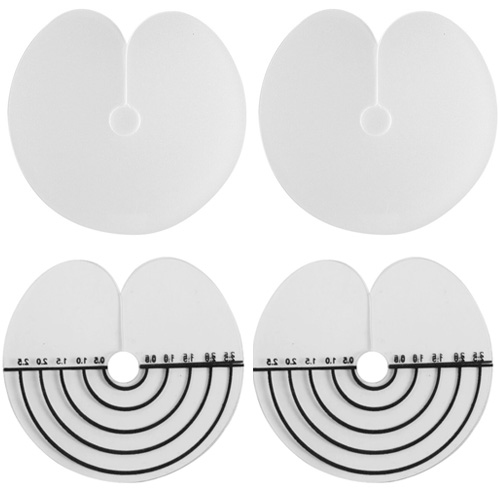 Protection plates for hair extensions