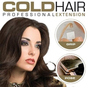 COLD HAIR Extensions