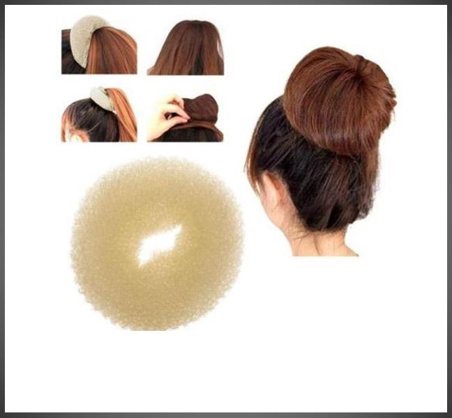 Hair Bun Ring