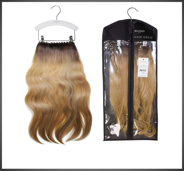 Hairdress Human Hair 55 cm