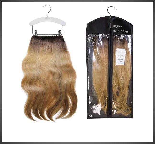 Hairdress Human Hair 55 cm