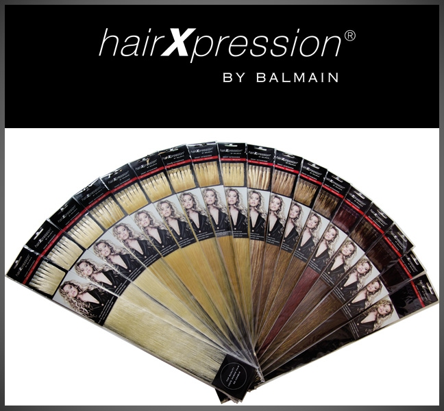 HairXpression by Balmain